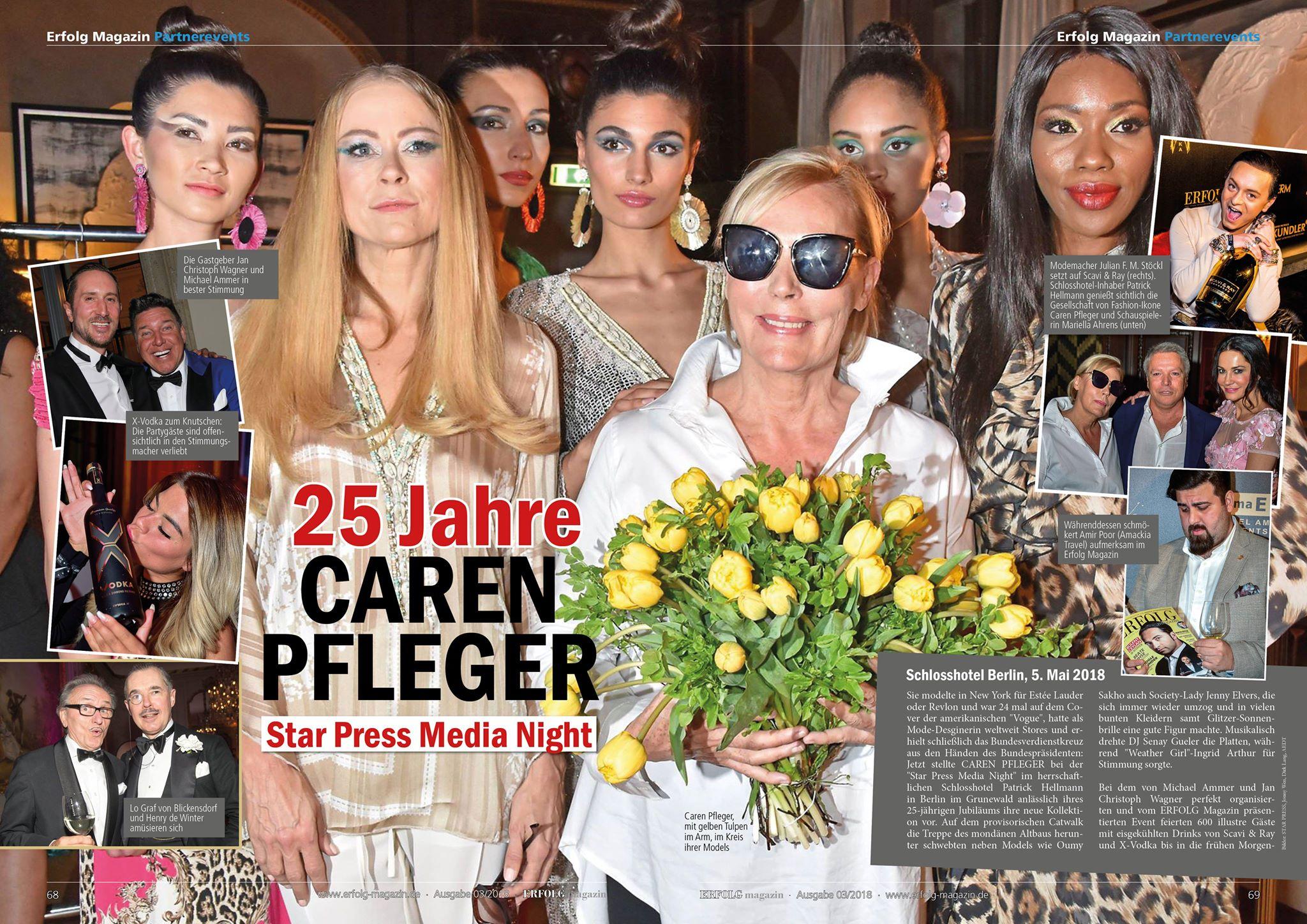 ERFOLG Magazin - Nachbericht - Ausgabe Juni 2018 - 1