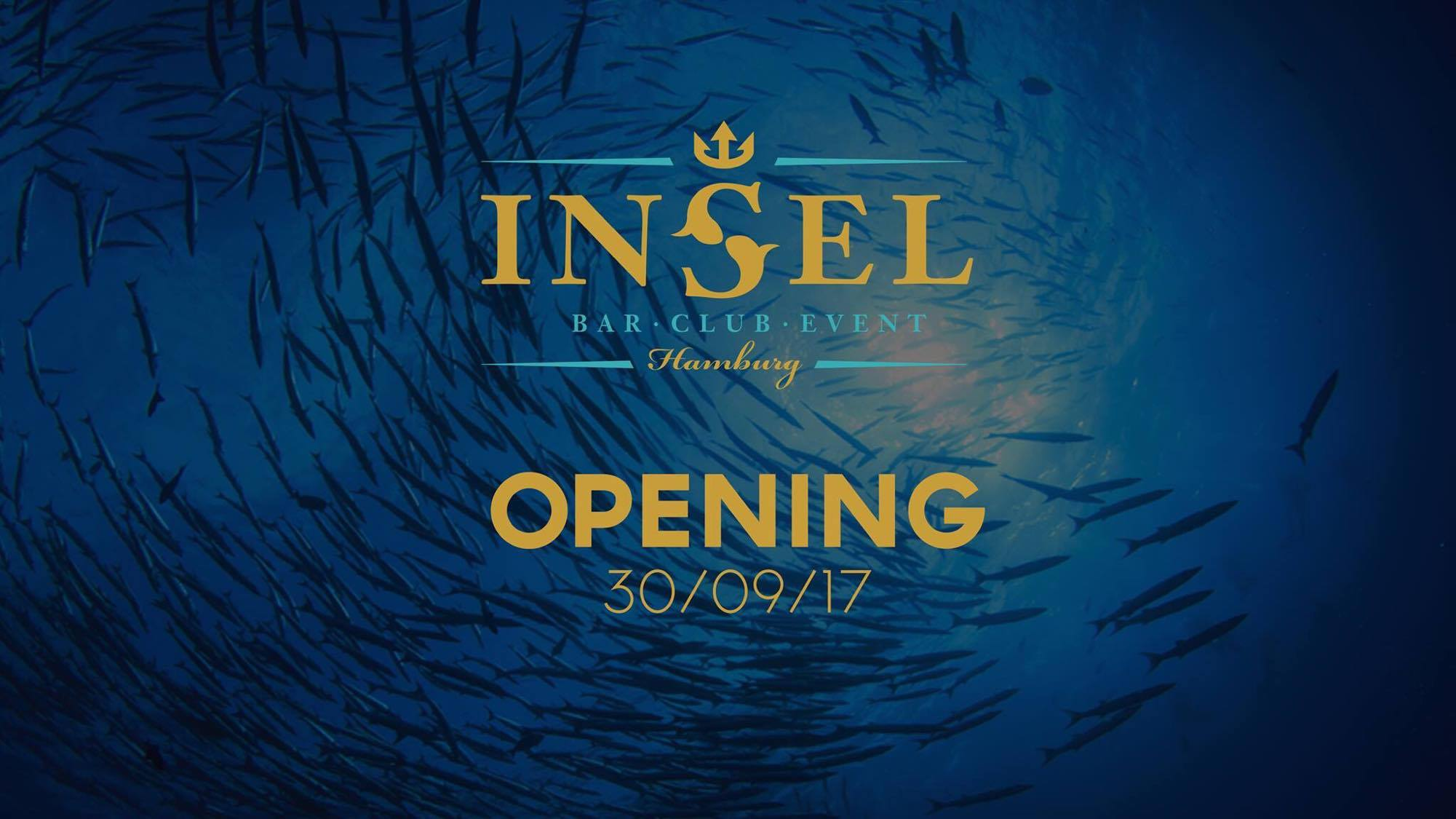 Flyer INSEL-Opening