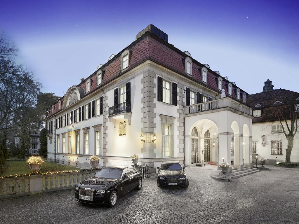Schlosshotel Berlin - Außenbereich