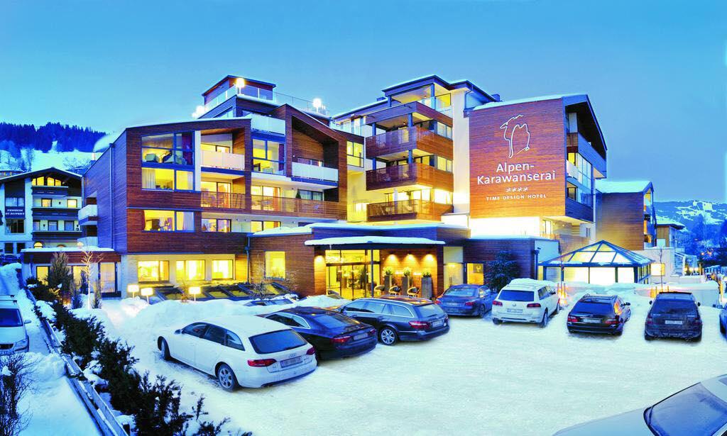 ALPEN KARAWANSEREI - Hotel Saalbach Hinterglemm - 5
